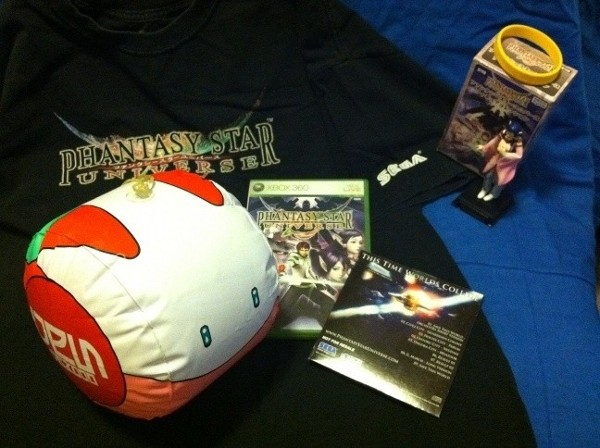 Phantasy Star Universe Merchandise