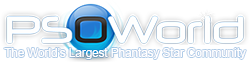 PSO-World.com - The World's Largest Phantasy Star Community
