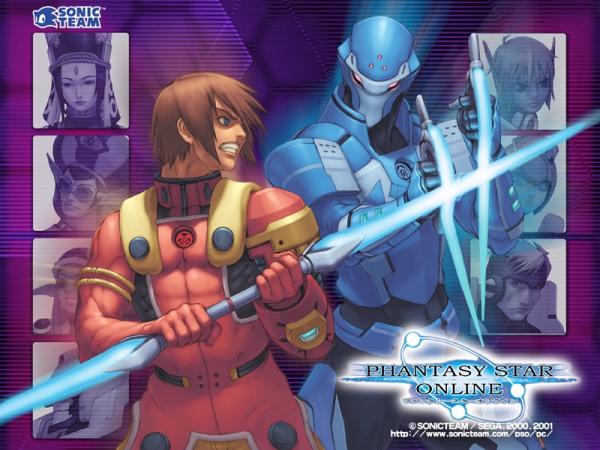 Phantasy Star Online 2 Wallpaper: PSO-World.com Gallery