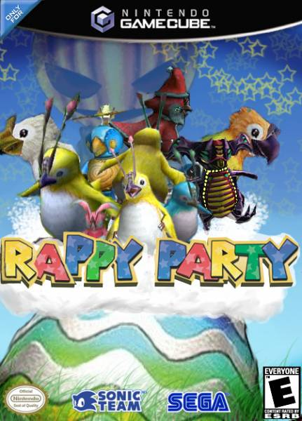 Rappy Party