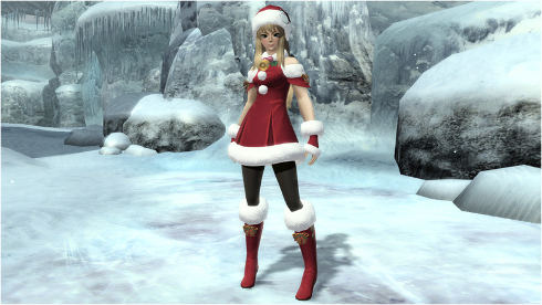 Pso2 Christmas 2020 Costumes PSO World.  PSO2 (JP) December Updates, New Video, Christmas